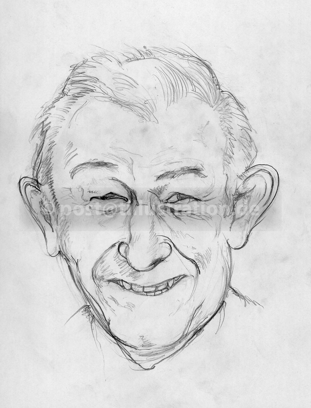 Portrait von Günther Beckstein