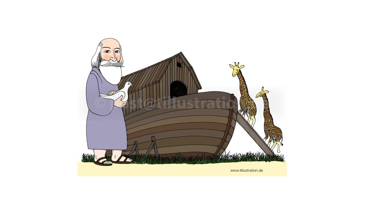 Die Geschichte der Genesis